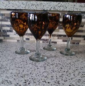 Goblets set of 4